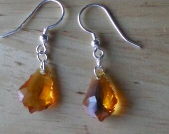 Swarovski Elements Baroque Earrings
