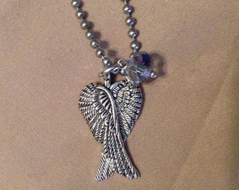 Butterfly, Love or Angelwings Necklace