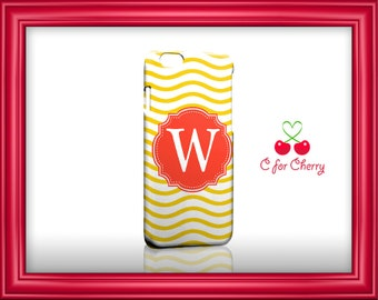 What is your initial  - W 3D Wrapped Phone Case iPhone 6s , 6s Plus , 6 , 6 Plus , 5s , 5 / Samsung S5 , S6 / HTC / Sony / LG