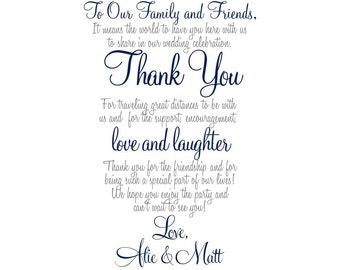 Wedding Gift Basket Notes : ... Note, Wedding Welcome, Thank You Letter, Wedding Welcome Gift, Welcome