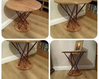 Tornado side/coffee table