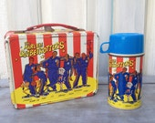 Reserved - Harlem Globetrotters Lunch Box and Thermos, Back to School