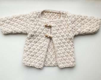 baby jacket with nine