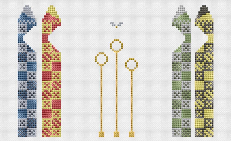 Quidditch pitch dimensions