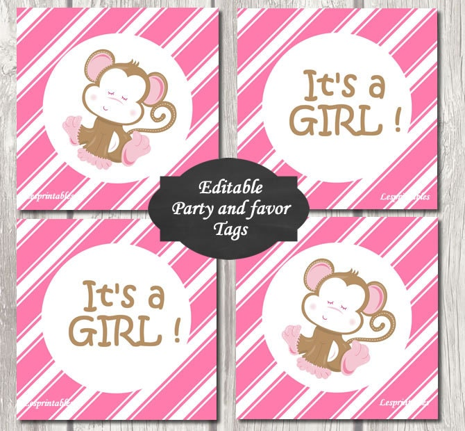 Amazoncom: its a girl decorations
