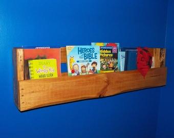 Book Shelf Reclaimed Wood