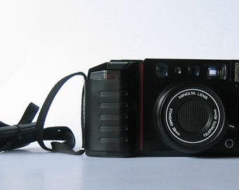 Camera Photo Minolta Auto Focus Tele standard