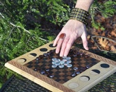 Moon Phases Hnefatafl Game