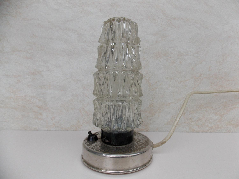 vintage table lamp desk lamp metal lamp bedside lamp. Black Bedroom Furniture Sets. Home Design Ideas