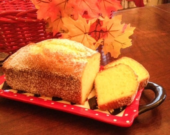 Heavenly 7 Lemon Poundcake