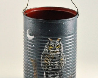 Reused Cans, reused aluminium cans, Upcycled cans