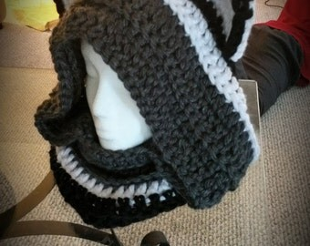 Hooded Scarf with Ears!