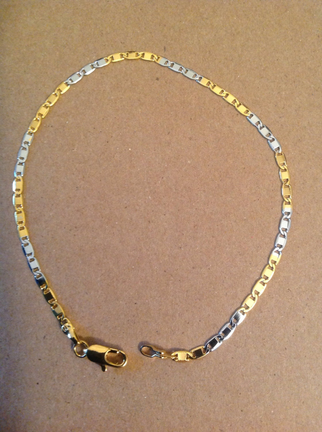 Gold Gucci Link Chain Gucci Link Chains Mariner Mens