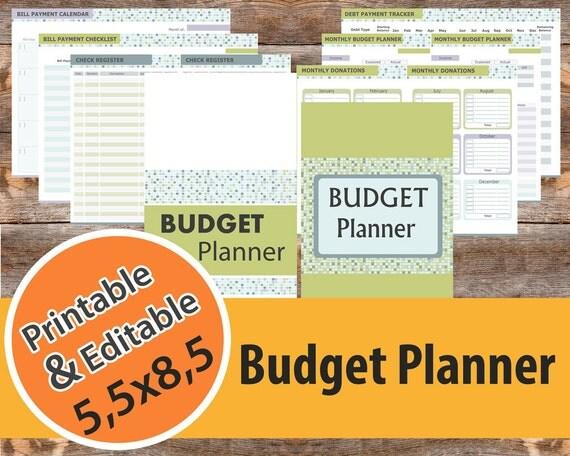 budget maker online