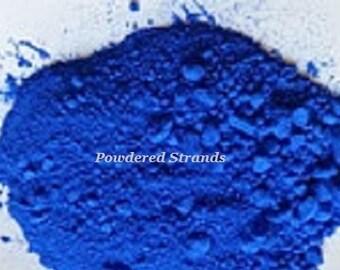 2 gram Sample Ultramarine Blue Pigment Powder Cobalt Blue for Soaps & Cosmetic Making 2g Cold Process Melt and Pour Soap Bath Bomb Colorant