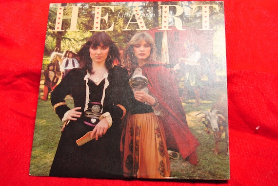 Heart Little Queen Vinyl Heart Little Queen 33 1/3 lp