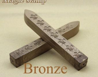 2pcs Bronze Sealing Wax Sticks for Wax Seal Stamp