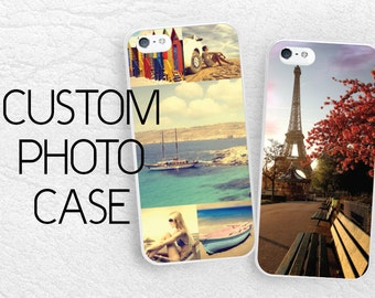 Custom Photo personalized Phone Case for iPhone 7, Google Pixel, LG Nexus 5X, HTC One M9, Nexus 6P, Samsung S7 custom made with your design