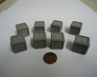 Imperial Assault 3d Printed Tokens - Basics Set