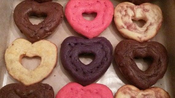 Bingky Hearts - 12 Bibingkas - Assorted, Gluten Free Filipino Baked Goods