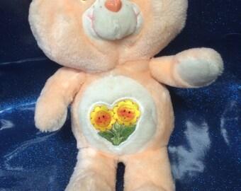 Vintage Friend Bear Care Bear