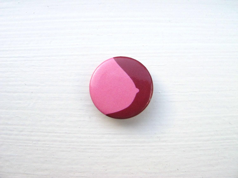Boob Button 38
