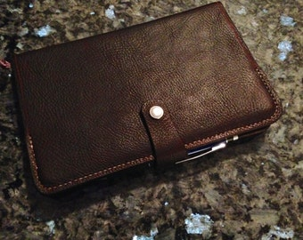 Leather Molskine Notebook Cover