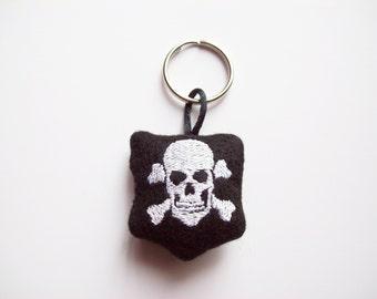 Ice Cream Keychain Amigurumi Crochet Key Ring by ...