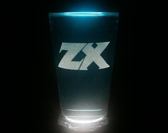 Kamen Rider ZO Pint Glass