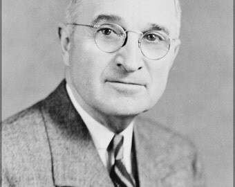 24x36 Poster; President Harry S. Truman 1945