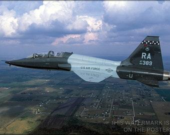 24x36 Poster; T-38 Talon