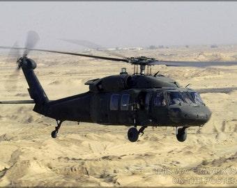 24x36 Poster; Uh-60 Black Hawk