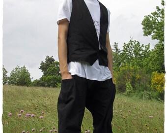harem pants chic for men