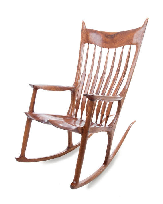Maloof Style Rocking Chair from Legacy Rockers