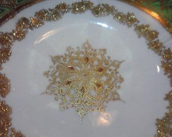 Ceramic Snowflake Bowl, RC Nippon