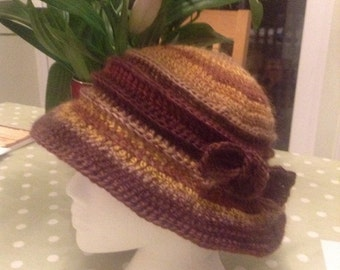 Ladies hat - made to order.