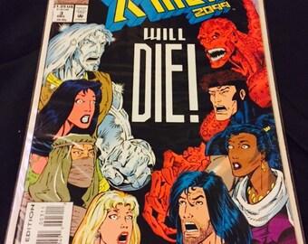 1993 Marvel Comics X-Men 2099 #3 Comic Book