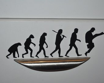 Evolution of Silly Walks