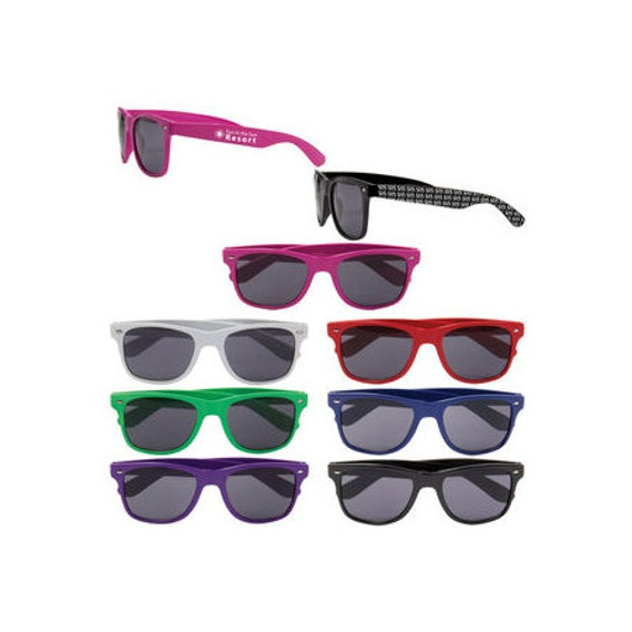 100 Personalized Leisure Sunglasses Wholesale By PersonalizeGuys