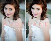 Addy Lane Actions Back to Basics Simple Workflow Photoshop Actions