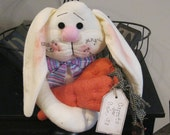 Bunny Decoration - Easter Decoration - Spring Decoration -Bunny Doll