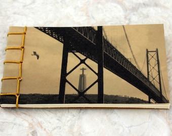 LISBOA - Handmade Photobook by Manu Taatayi
