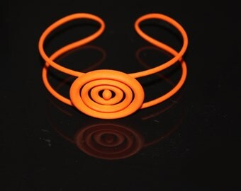 From Point to Circles Anklet