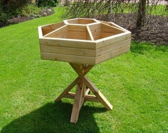 Herbs Hexagonal Planter