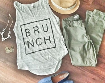 Brunch Tank (Special Sizing)