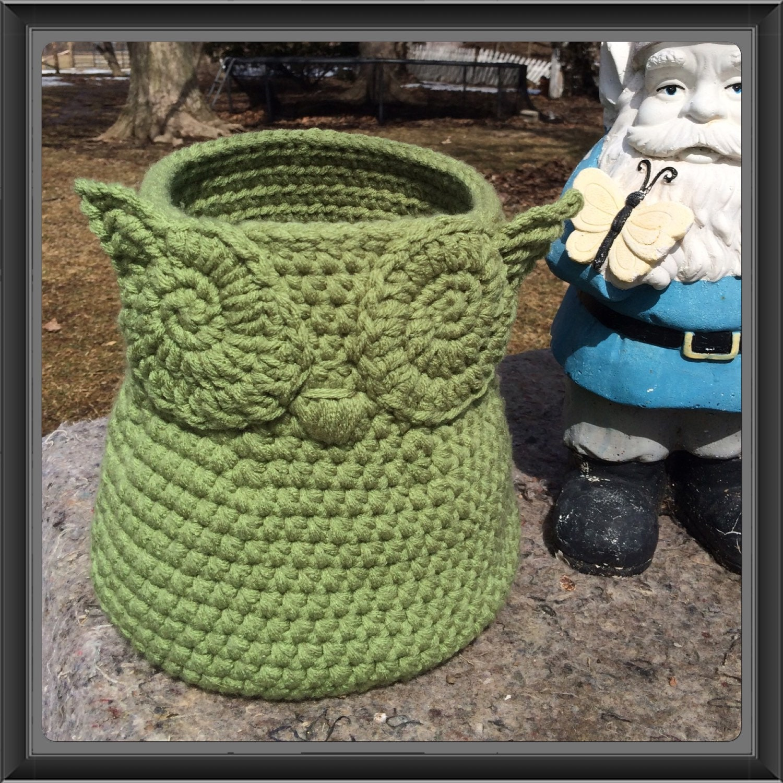 Handmade Crochet Basket : Chandeliers pendant lights