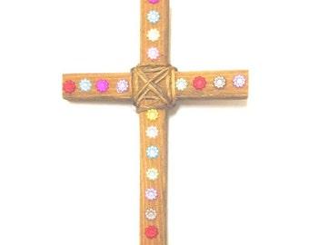 Tobacco Stick Cross