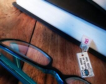 So Many Books, Bookmark