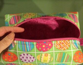 Easter/Spring Zipper Bag
