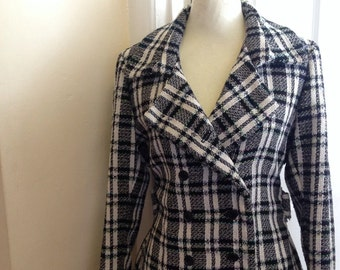 Fully lined ladies coat